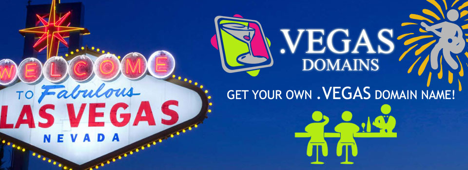 Vegas GTLD Domains